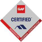 GAF Certified, Residential Roofing contractor